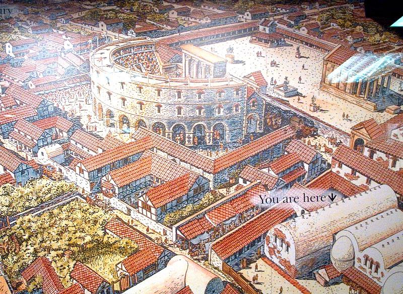 Roman Canterbury